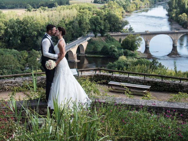 Le mariage de Alissa et Fabien