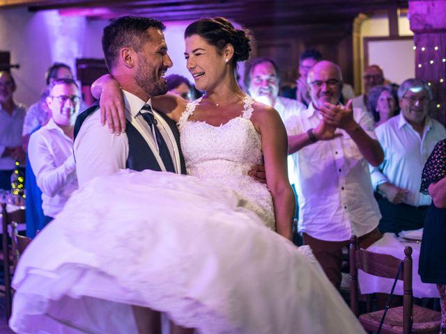 Le mariage de Fabien et Alissa à Coux, Ardèche 21