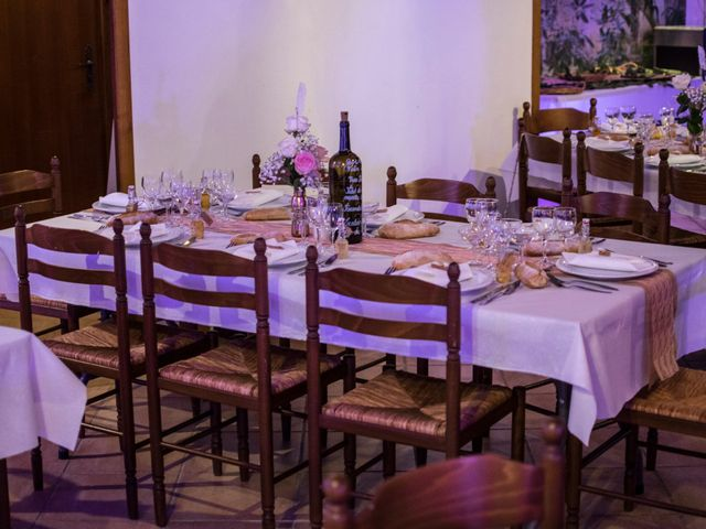 Le mariage de Fabien et Alissa à Coux, Ardèche 25