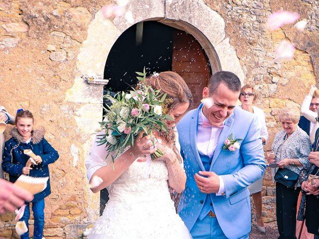 Le mariage de Romaric et Cassandra à Cersot, Saône et Loire 31