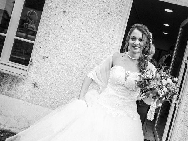 Le mariage de Romaric et Cassandra à Cersot, Saône et Loire 32