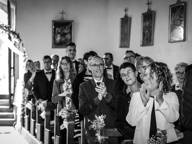 Le mariage de Romaric et Cassandra à Cersot, Saône et Loire 60