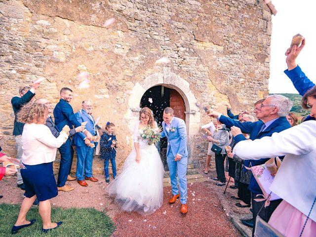 Le mariage de Romaric et Cassandra à Cersot, Saône et Loire 48