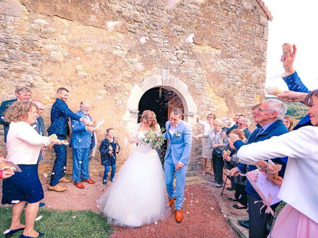 Le mariage de Romaric et Cassandra à Cersot, Saône et Loire 50