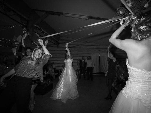 Le mariage de Romaric et Cassandra à Cersot, Saône et Loire 74