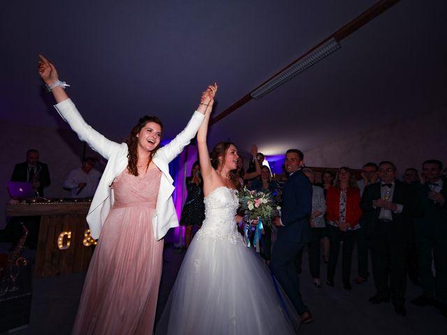 Le mariage de Romaric et Cassandra à Cersot, Saône et Loire 76