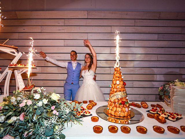 Le mariage de Romaric et Cassandra à Cersot, Saône et Loire 81