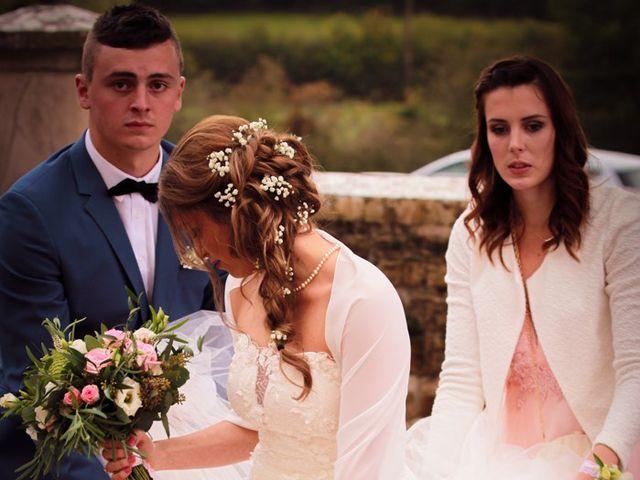 Le mariage de Romaric et Cassandra à Cersot, Saône et Loire 91