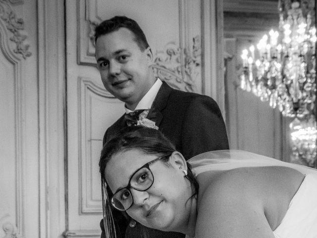 Le mariage de Sébastien et Myléne à Paris, Paris 20