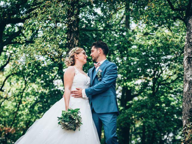 Le mariage de Grégory et Maéva à Monswiller, Bas Rhin 9