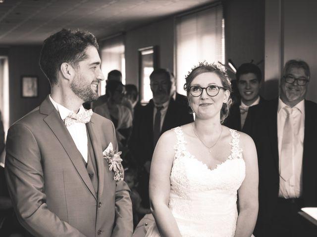 Le mariage de Grégory et Maéva à Monswiller, Bas Rhin 11
