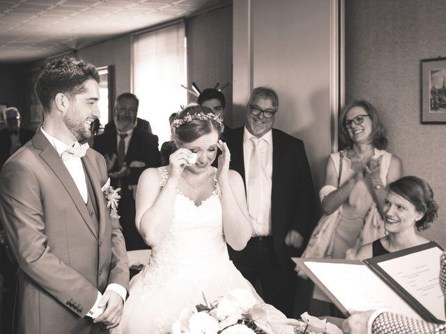 Le mariage de Grégory et Maéva à Monswiller, Bas Rhin 12