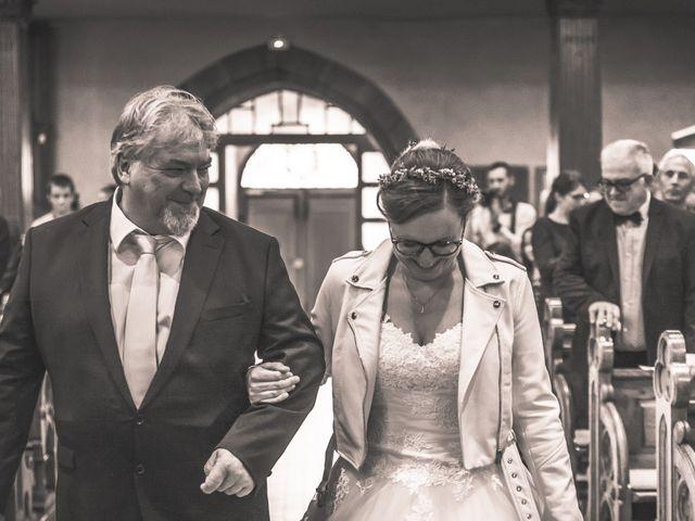 Le mariage de Grégory et Maéva à Monswiller, Bas Rhin 17