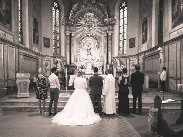 Le mariage de Grégory et Maéva à Monswiller, Bas Rhin 20