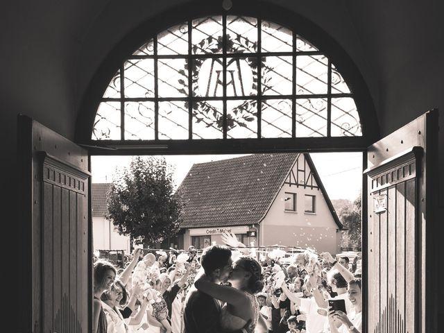 Le mariage de Grégory et Maéva à Monswiller, Bas Rhin 22