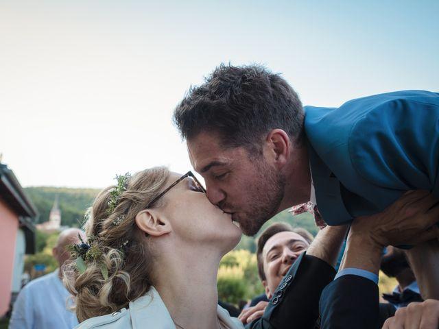Le mariage de Grégory et Maéva à Monswiller, Bas Rhin 32