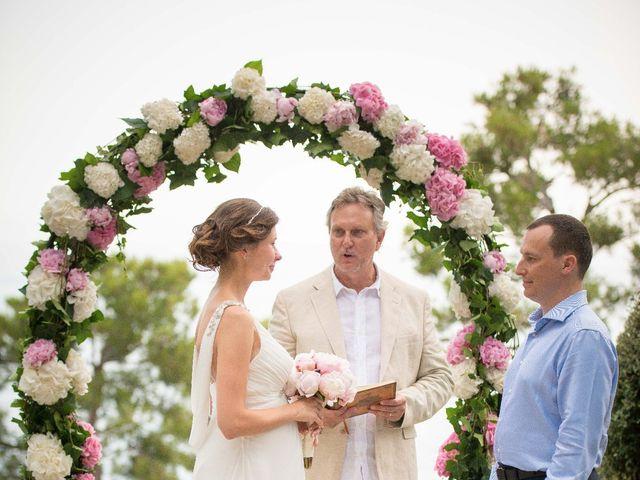 Le mariage de Alex et Anastasia à Saint-Jean-Cap-Ferrat, Alpes-Maritimes 3