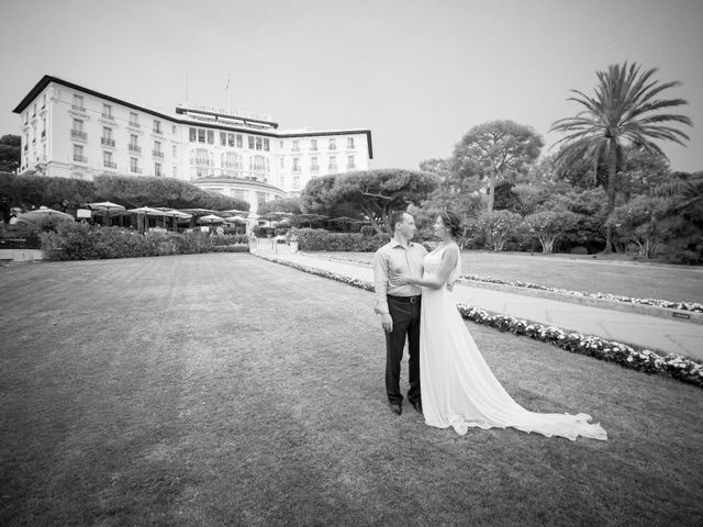 Le mariage de Alex et Anastasia à Saint-Jean-Cap-Ferrat, Alpes-Maritimes 4