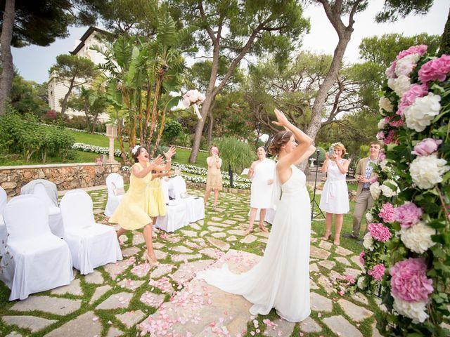 Le mariage de Alex et Anastasia à Saint-Jean-Cap-Ferrat, Alpes-Maritimes 7