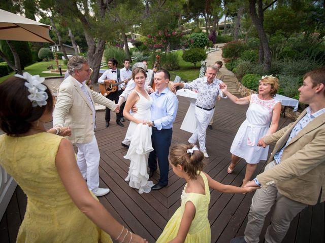 Le mariage de Alex et Anastasia à Saint-Jean-Cap-Ferrat, Alpes-Maritimes 9
