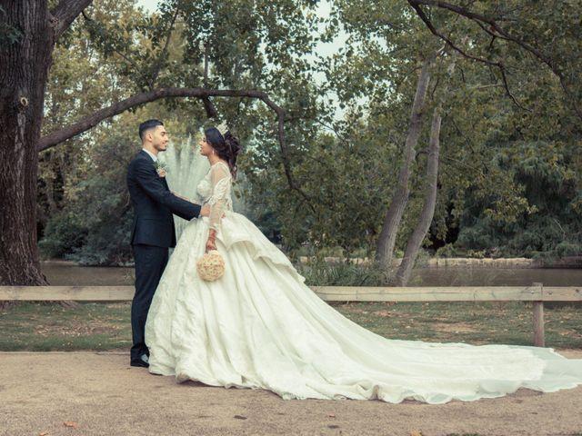 Le mariage de Nawel et Sofian