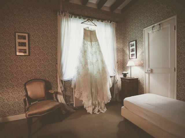 Le mariage de Thomas et Estelle à Saint-Viâtre, Loir-et-Cher 7