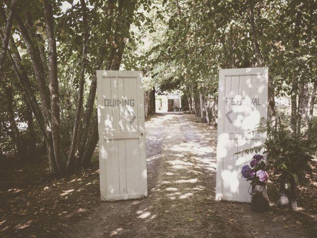 Le mariage de Thomas et Estelle à Saint-Viâtre, Loir-et-Cher 8