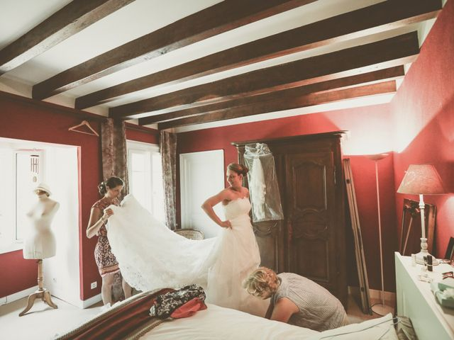 Le mariage de Thomas et Estelle à Saint-Viâtre, Loir-et-Cher 31
