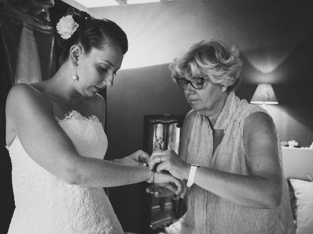Le mariage de Thomas et Estelle à Saint-Viâtre, Loir-et-Cher 35