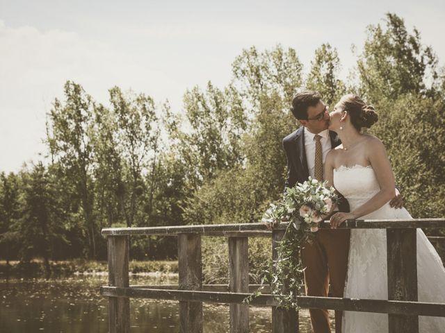 Le mariage de Thomas et Estelle à Saint-Viâtre, Loir-et-Cher 58