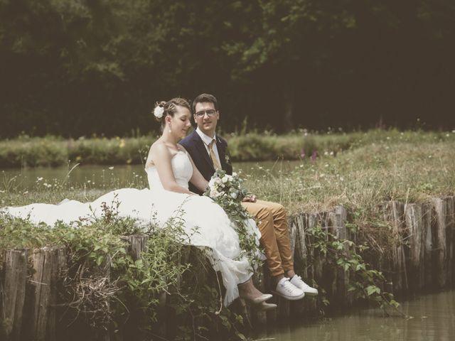 Le mariage de Thomas et Estelle à Saint-Viâtre, Loir-et-Cher 72