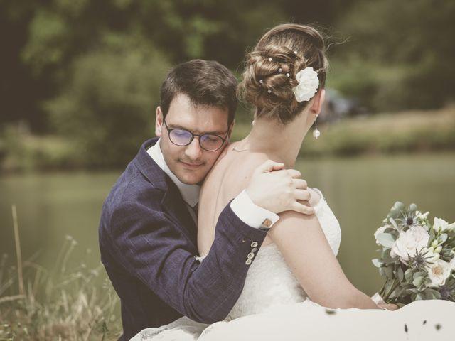 Le mariage de Thomas et Estelle à Saint-Viâtre, Loir-et-Cher 73