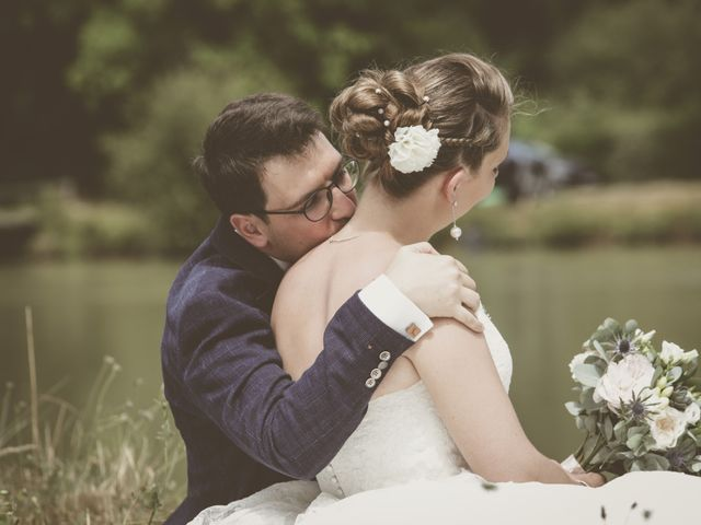 Le mariage de Thomas et Estelle à Saint-Viâtre, Loir-et-Cher 75