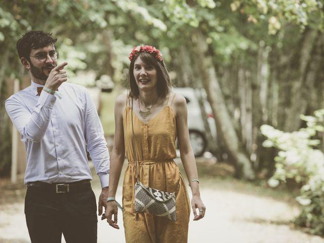 Le mariage de Thomas et Estelle à Saint-Viâtre, Loir-et-Cher 85