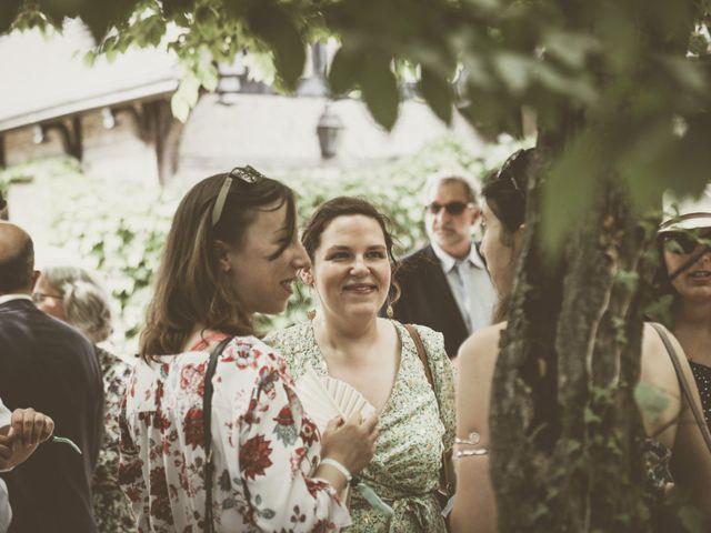 Le mariage de Thomas et Estelle à Saint-Viâtre, Loir-et-Cher 91