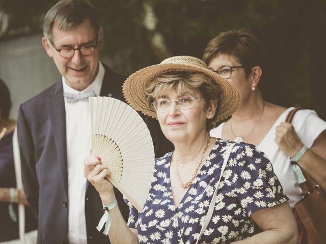 Le mariage de Thomas et Estelle à Saint-Viâtre, Loir-et-Cher 92