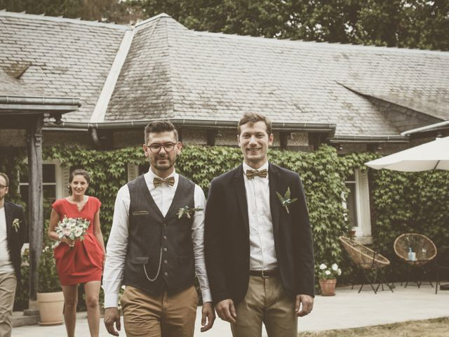 Le mariage de Thomas et Estelle à Saint-Viâtre, Loir-et-Cher 97