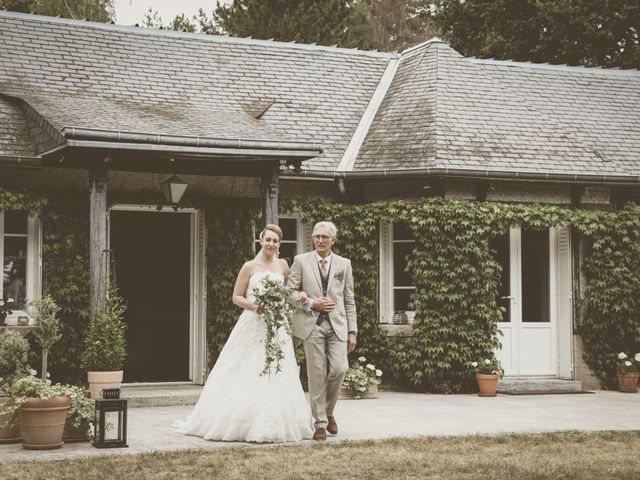 Le mariage de Thomas et Estelle à Saint-Viâtre, Loir-et-Cher 99