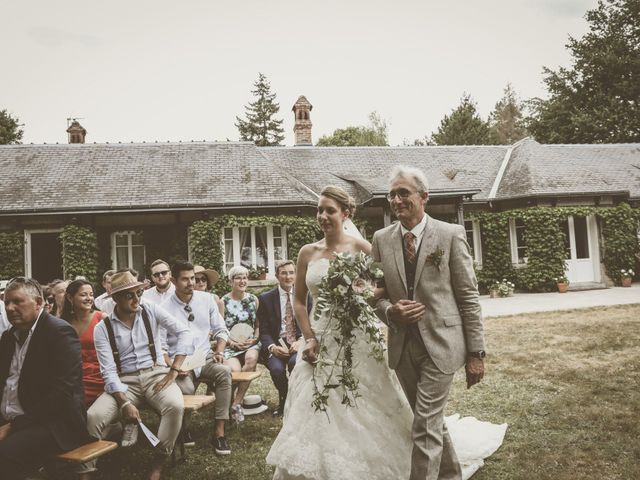 Le mariage de Thomas et Estelle à Saint-Viâtre, Loir-et-Cher 100
