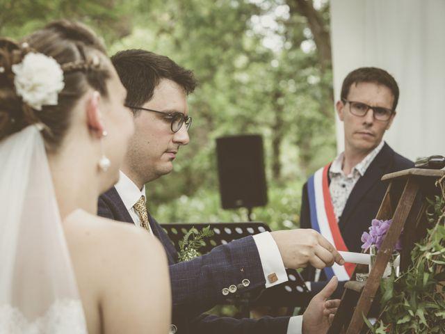 Le mariage de Thomas et Estelle à Saint-Viâtre, Loir-et-Cher 111