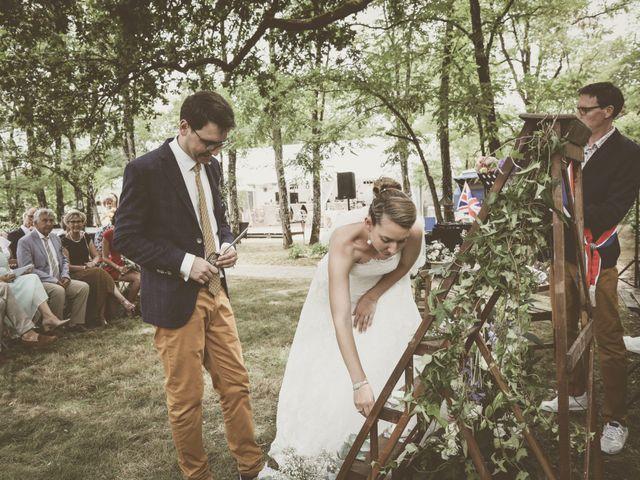 Le mariage de Thomas et Estelle à Saint-Viâtre, Loir-et-Cher 112