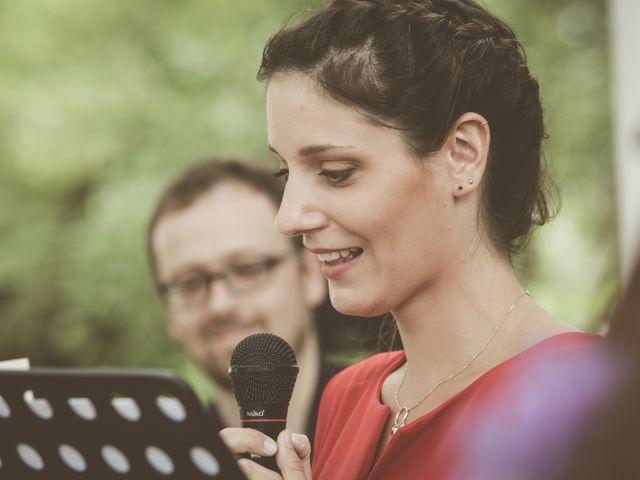 Le mariage de Thomas et Estelle à Saint-Viâtre, Loir-et-Cher 116