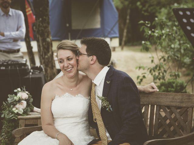 Le mariage de Thomas et Estelle à Saint-Viâtre, Loir-et-Cher 128