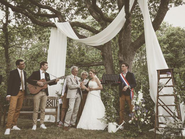 Le mariage de Thomas et Estelle à Saint-Viâtre, Loir-et-Cher 131