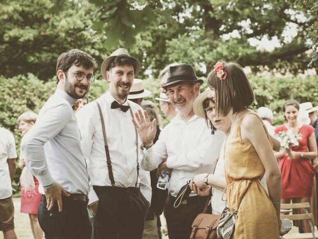 Le mariage de Thomas et Estelle à Saint-Viâtre, Loir-et-Cher 144