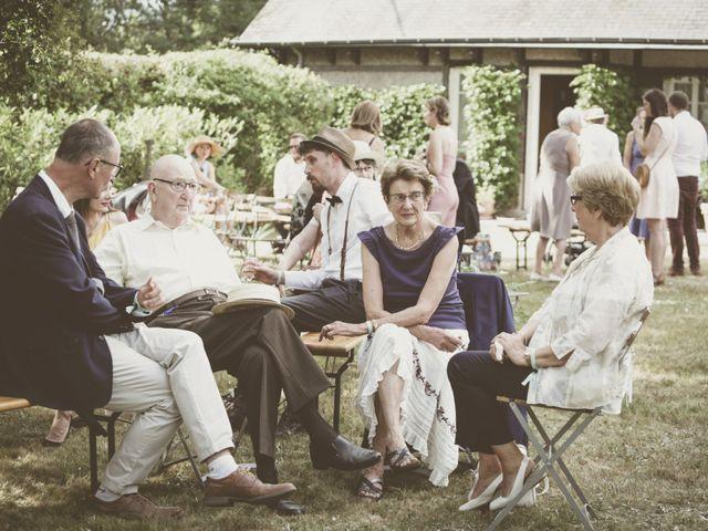 Le mariage de Thomas et Estelle à Saint-Viâtre, Loir-et-Cher 149