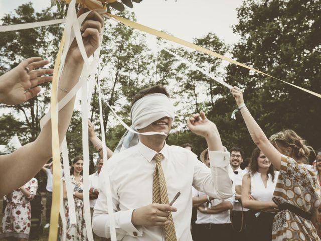 Le mariage de Thomas et Estelle à Saint-Viâtre, Loir-et-Cher 173