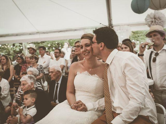 Le mariage de Thomas et Estelle à Saint-Viâtre, Loir-et-Cher 192