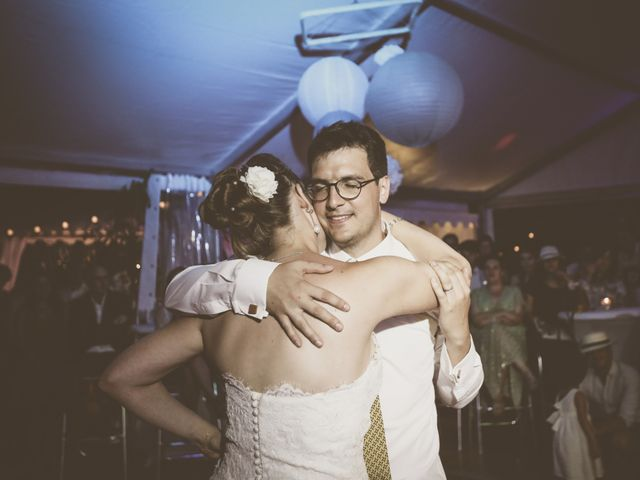 Le mariage de Thomas et Estelle à Saint-Viâtre, Loir-et-Cher 201
