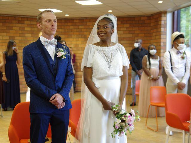 Le mariage de Aymeric et Maëna à Gif-sur-Yvette, Essonne 8